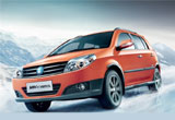 Geely MC Cross