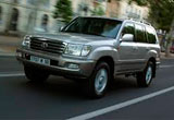 Toyota Land Cruiser 100 1998-2007 г.в.