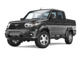 UAZ Patriot Pickup 2014-н.в.